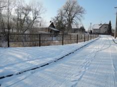 Zima vRoztokách, Chaloupky - leden 2016, autor Ing.Lenka Peterková