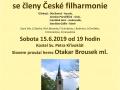 Koncert členů České filharmonie