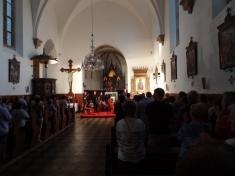 Koncert členů České filharmonie 23.6.2017